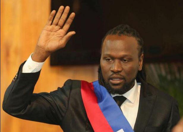 Le sénateur de l'opposition Antonio Chéramy