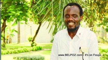Le citoyen Steve Colin./Photo: belpoz.com