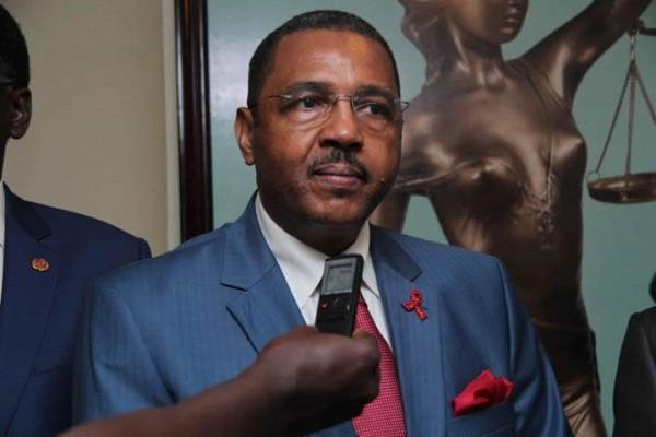 Mamadou DIALLO, chef ad intérim de la Mission des Nations unies en Appui à la Justice en Haïti (MINUJUSTH)