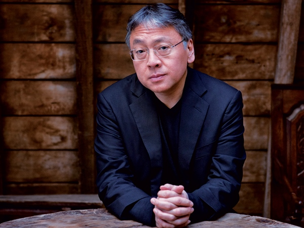 L'écrivain britannique d'origine japonaise, Kazuo Ishiguro, lauréat 2017 du prix Nobel de la littérature./Photo: The Indenpendant