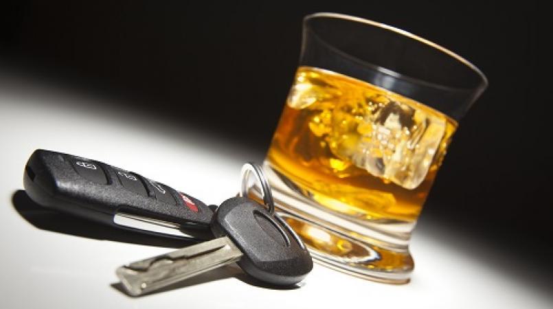 Melissa bleek onder invloed van alcohol te zijn, toen de aanrijding tussen haar auto en een bromfietser plaatsvond.