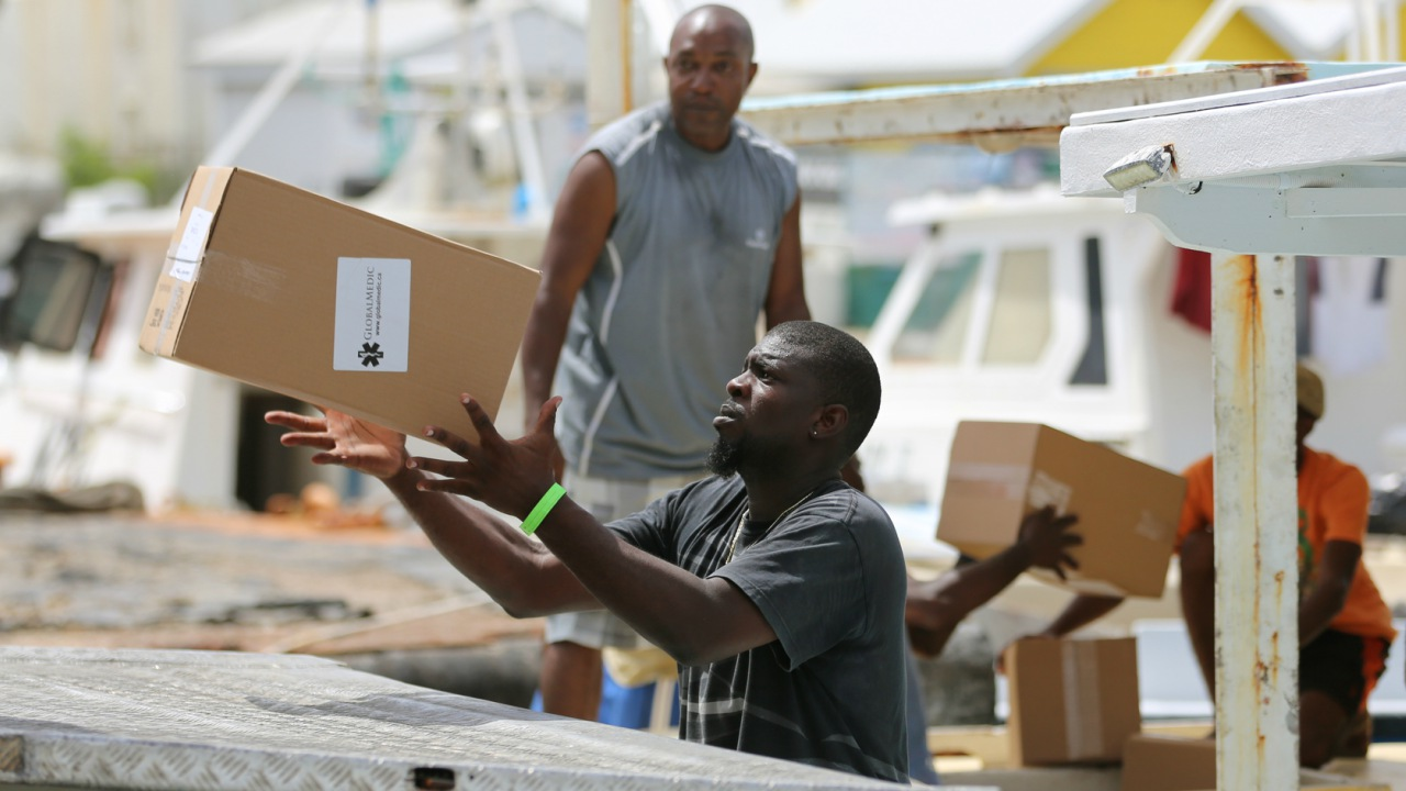 Jamaicans urged to support Dominica relief drive at NCB