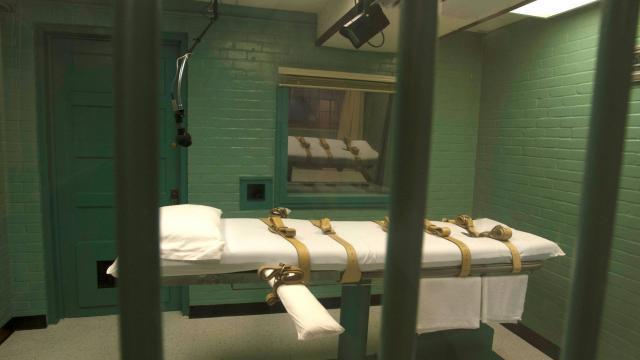 La chambre de la mort au centre pénitentiaire de Huntsville au Texas. | Photo d'illustration : Reuters