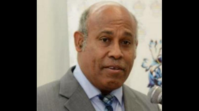 (FILE)  President of the Barbados Association of Guidance Counsellors (BAGC), Saul Leacock