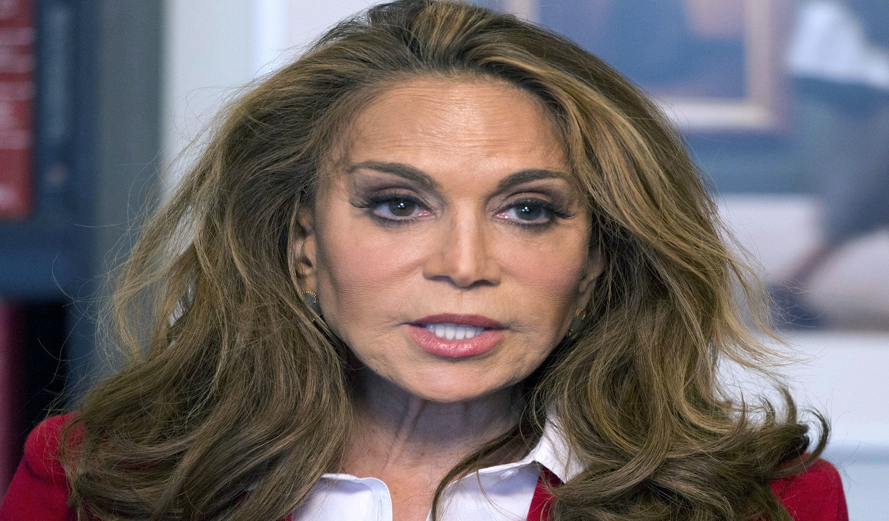 - In this May 7, 2015, file photo, conservative blogger Pamela Geller speaks during an interview at The Associated Press in New York. David Wright was convicted Wednesday, Oct. 18, 2017, of plotting to behead Geller and kill other Americans on behalf of the Islamic State group.