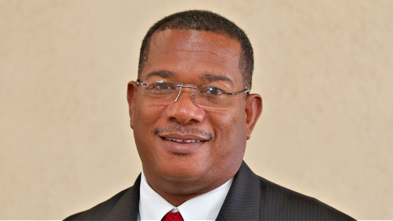 CEO of Digicel (Barbados) Ltd., Alec Tasker.