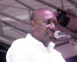 Le maire des Cayes, Jean-Gabriel Fortuné./Photo: Pikliz