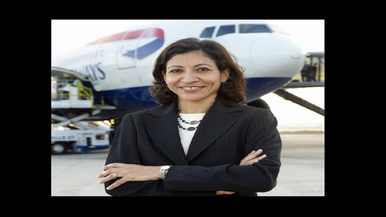 Diane Corrie, Commercial Manager Caribbean at British Airways.