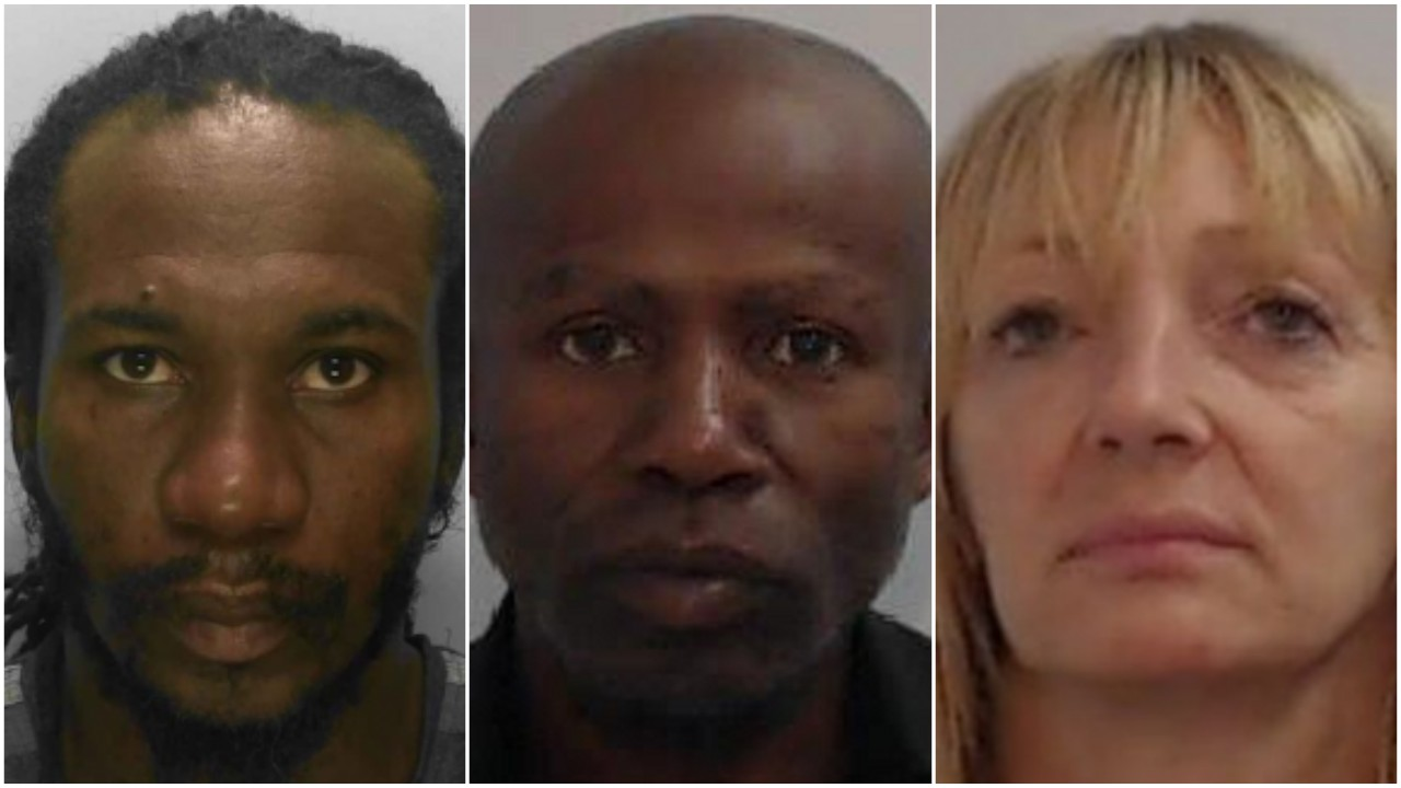 bajan cocaine smuggler and two conspirators in the
