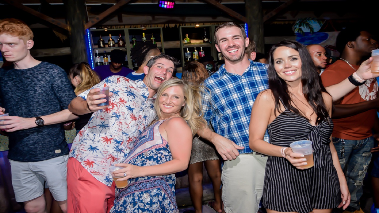 The Service Industry Night aka SIN Series caters to service industry professionals and other guests alike who party hard and want quality entertainment.