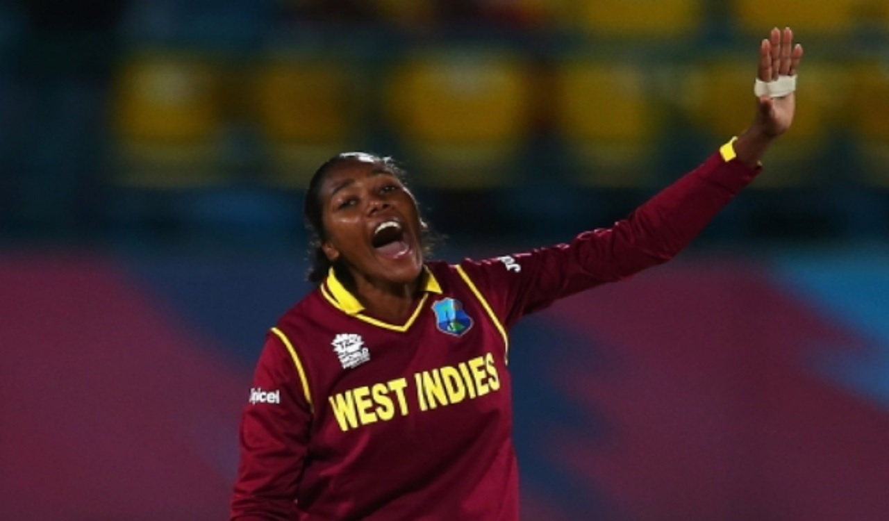 West Indies spinner Afy Fletcher had excellent figures of five for 12 in the second T20I on Saturday.