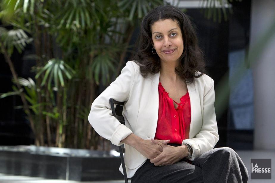Dominique Anglade, nouveau vice-premier ministre du Québec. Photo : La Presse.