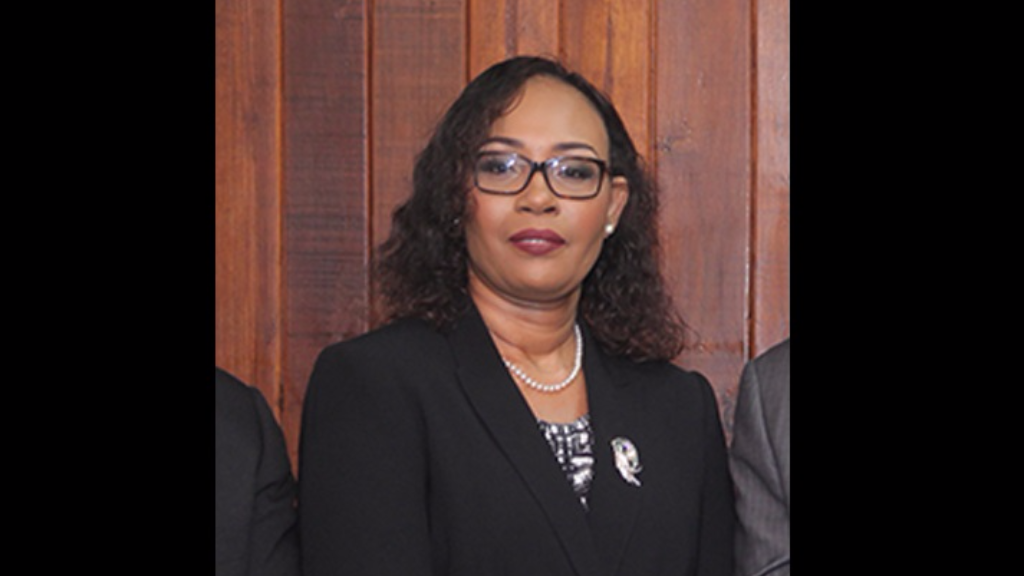 Former Chief Magistrate Marcia Ayers-Caesar