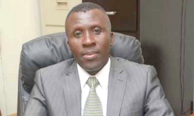Ocname Clamé Daméus, commissaire du Gouvernement de Port-au-Prince.