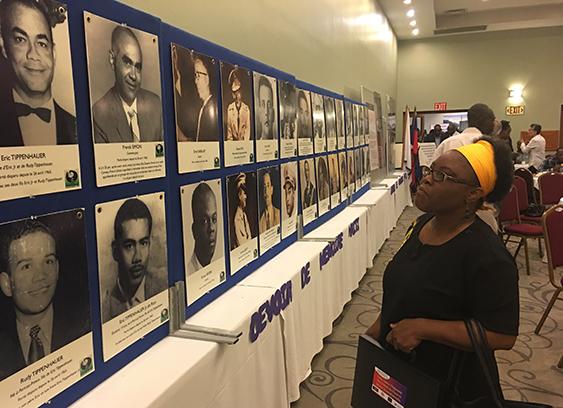 La lutte contre l'impunité a besoin d'une justice et d'un travail de mémoire renforcés./Photo: Alterpresse