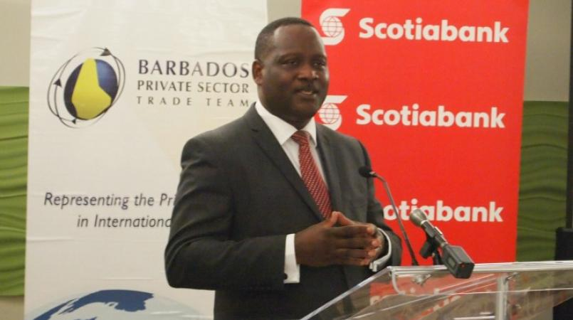 Minister of Industry and International Business, Donville Inniss (File Photo)