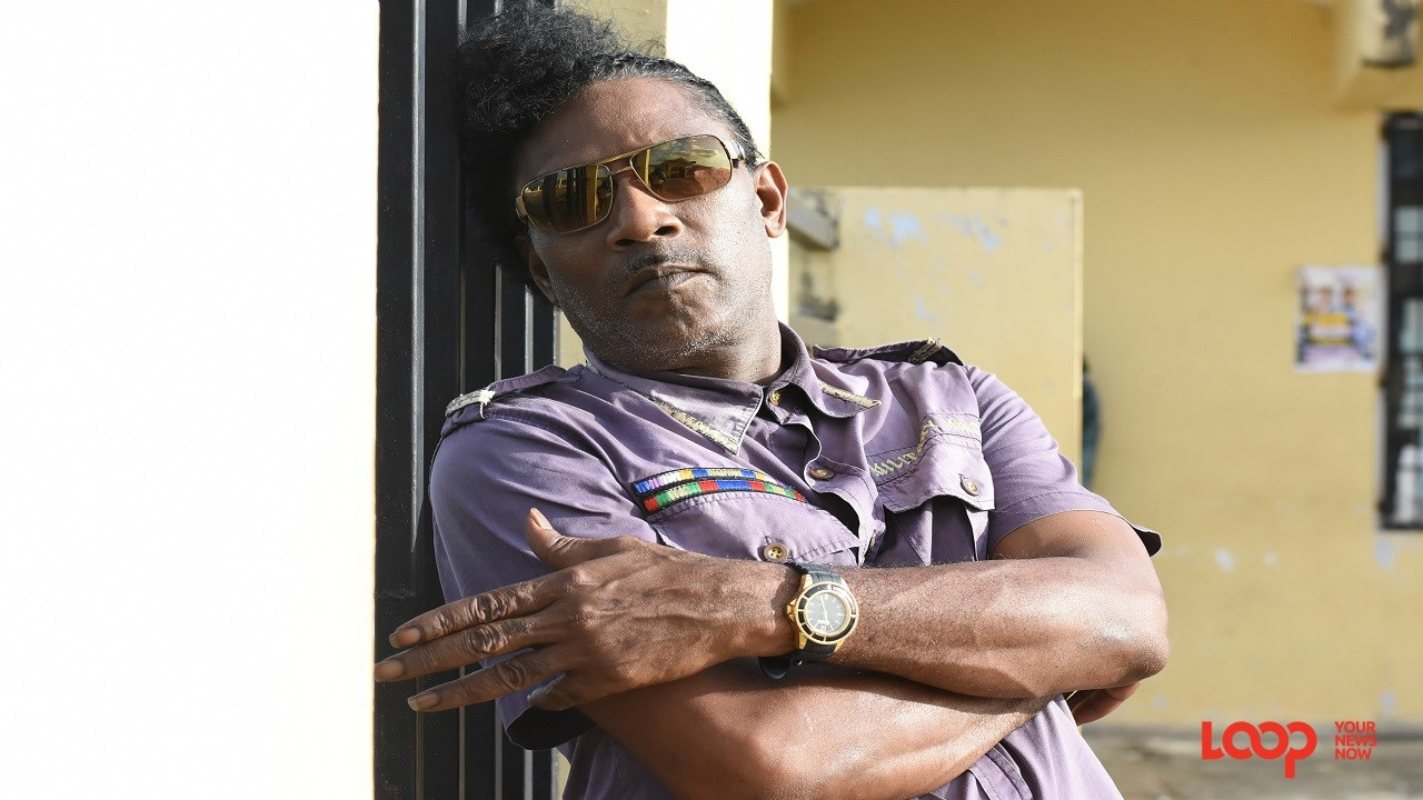 Junior Cat is now a conscious reggae artiste. (PHOTO: Marlon Reid)