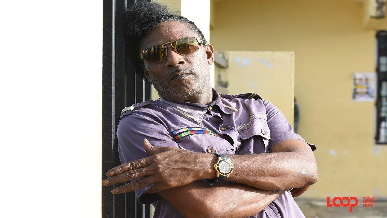 Junior Cat is now a conscious reggae artiste. (PHOTO: Marlon Reid)