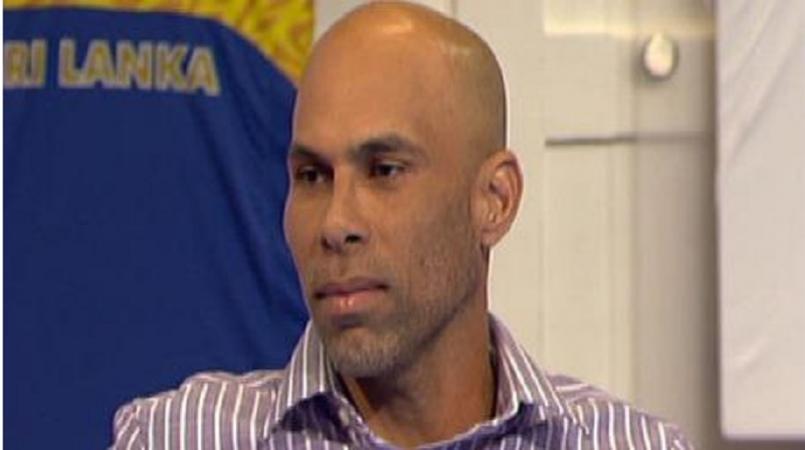 Cricket West Indies director of cricket Jimmy Adams.