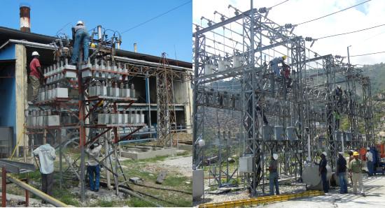 Deux dons de 35 millions de dollars au total faits à Haiti par la Banque Mondiale pour développer les énergies propres et améliorer l'accès à l'électricité./Photo: Haitilibre.com