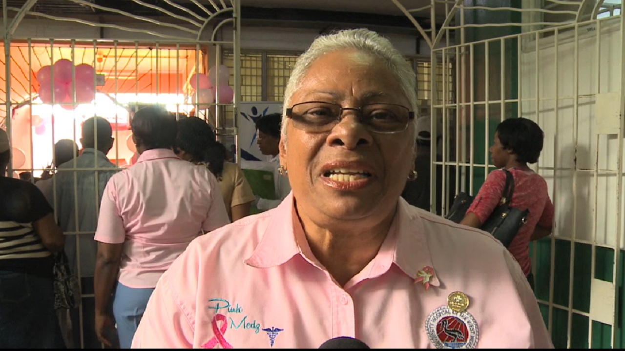 Two-time breast cancer survivor, Andrea Watson