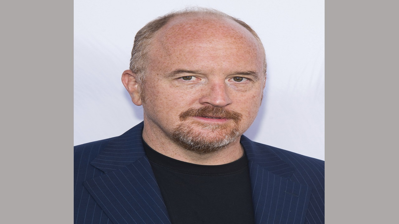 "In this June 25, 2016 file photo, Louis C.K. attends the premiere of ""The Secret Life of Pets"" in New York."