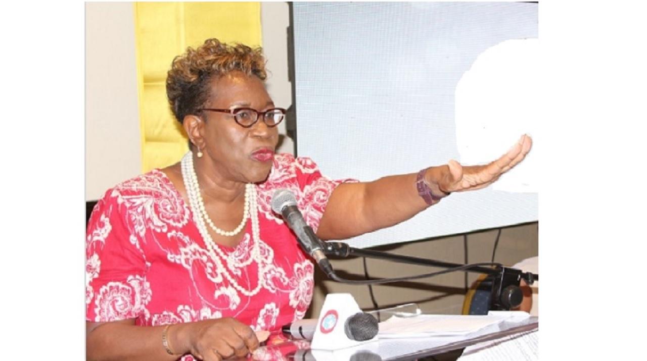 Director of Public Prosecution, Paula Llewellyn
