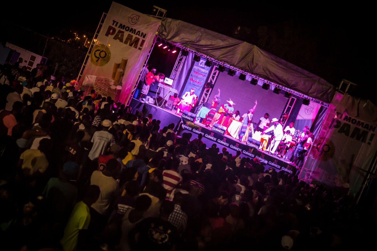 Festival Piman Bouk, Jacmel. Photo : MaxenceBradley Media