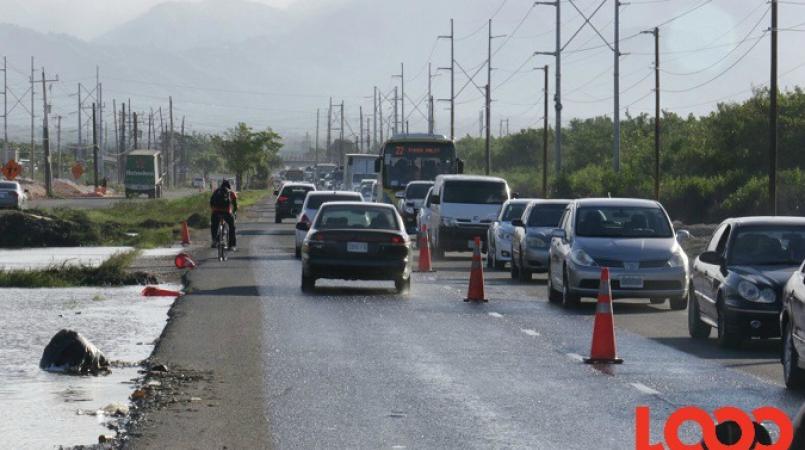 Mandela Highway under expansion work