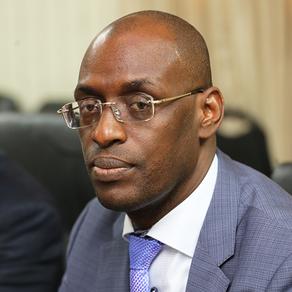 Le ministre de la Planification et de la Coopération Externe, Aviol Fleurant./ Credit photo: MPCE