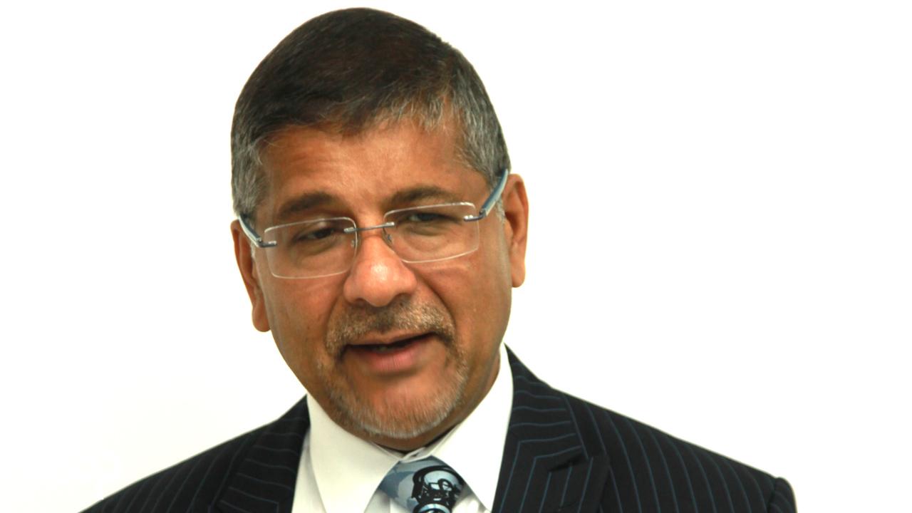 British High Commissioner to Jamaica, Asif Ahmad.