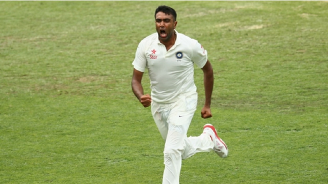 India spinner Ravichandran Ashwin.