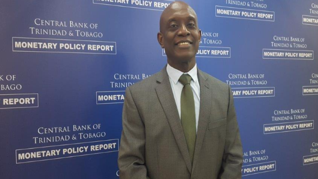 Central Bank Governor, Alvin Hilaire