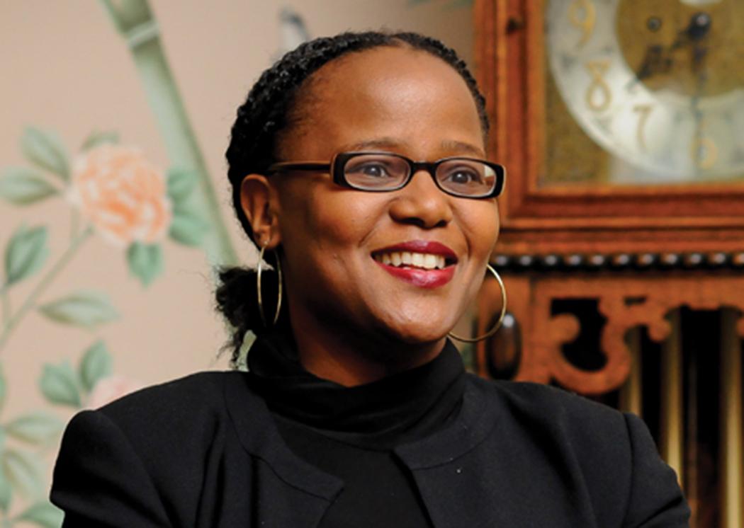 L'écrivaine américano-haïtienne Edwidge Danticat. Photo : C-Ville.