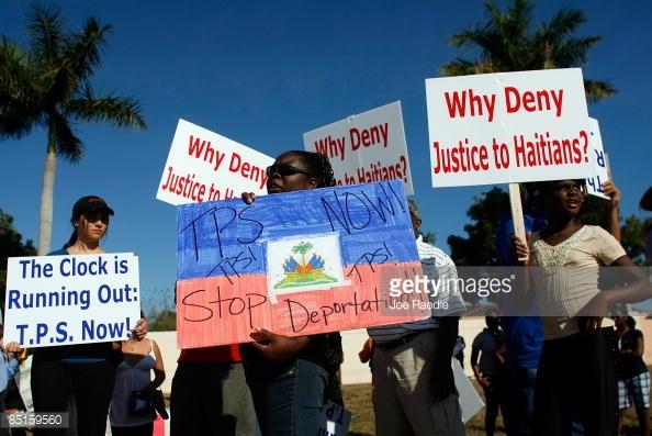 Intenter une action en justice et déposer le dossier auprès d'un juge fédéral semble etre le dernier recours pour ces milliers d'haitiens qui risquent la déportation au cas ou les démarches diplomatiques n'auraient pas abouties./Photo: Dominicagazette.com