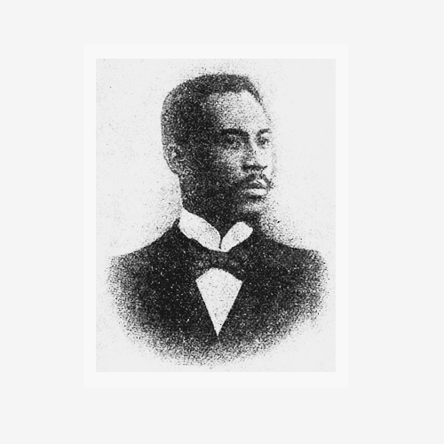 Justin Lherisson, écrivain et journaliste haïtien, audienceur décédé le 15 novembre 1907