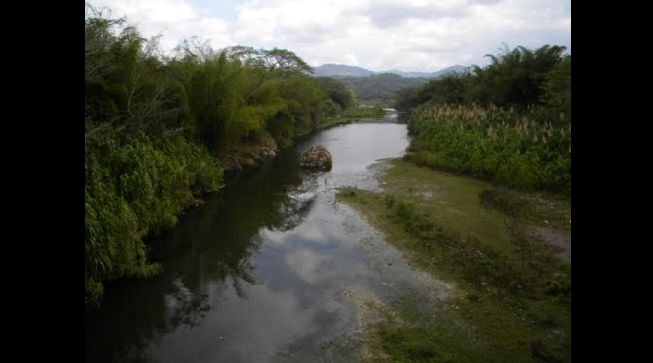 The Rio Minho