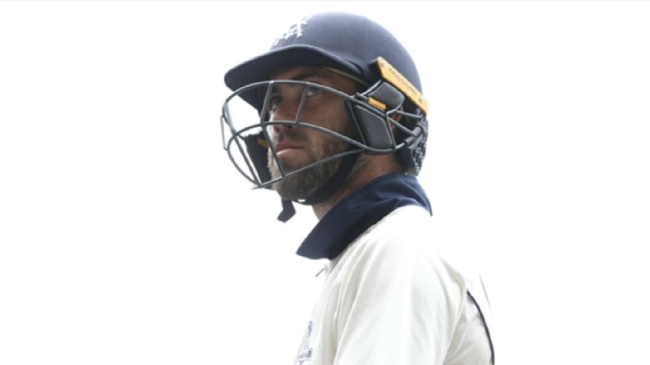 Australian batsman Glen Maxwell.