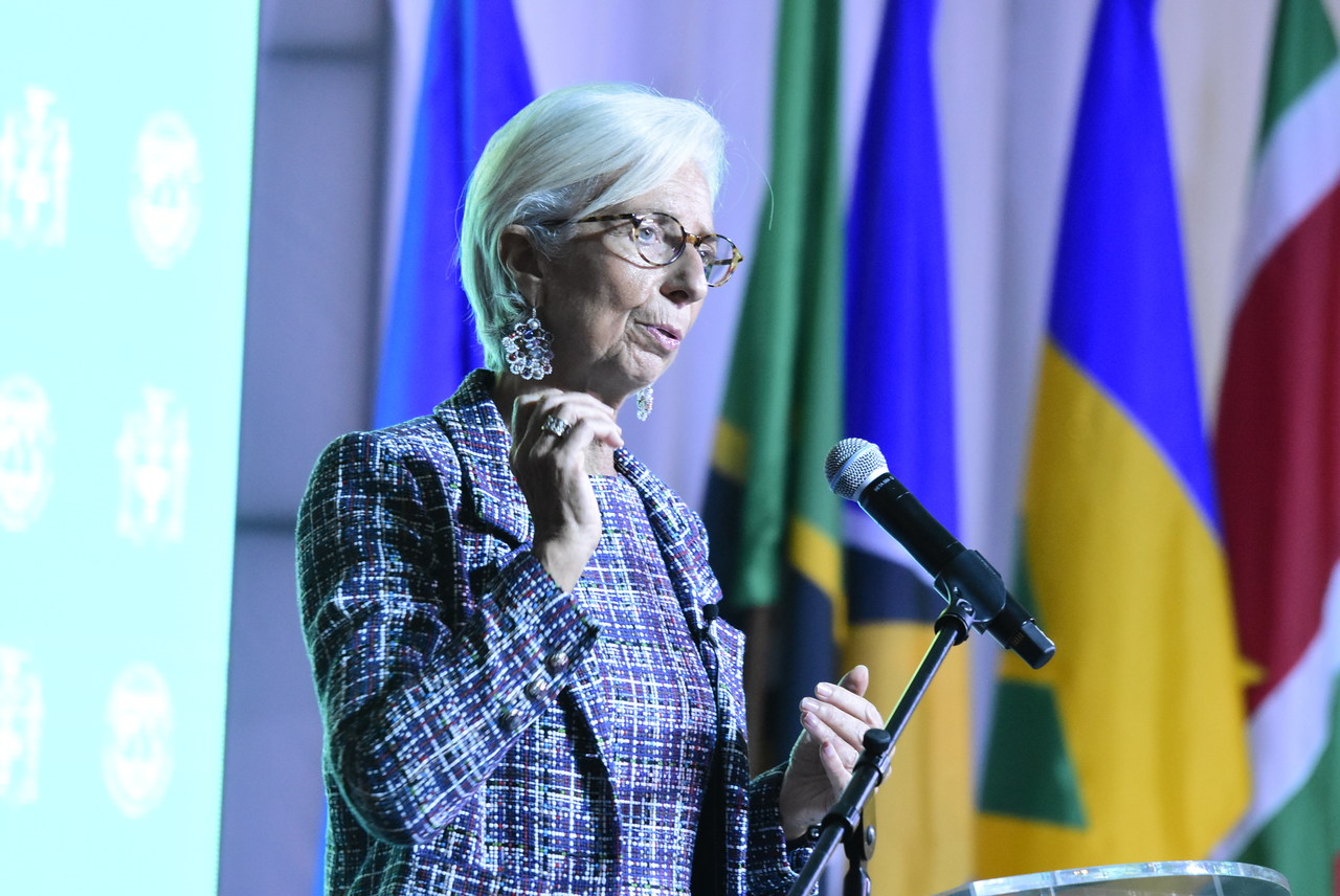 IMF Managing Director Christine Lagarde, posited that negative thinkers said the Jamaica's economic programme under the IMF would not work, and have since been proven wrong.