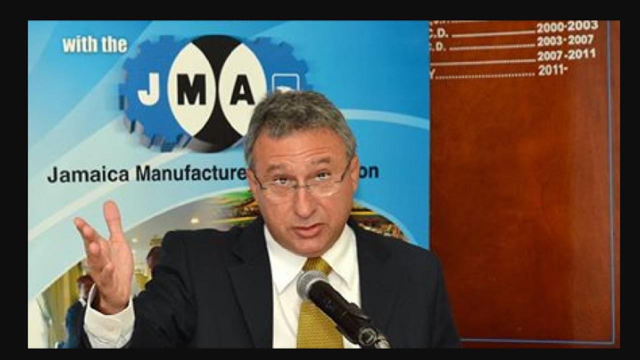 JMA President Metry Seaga.