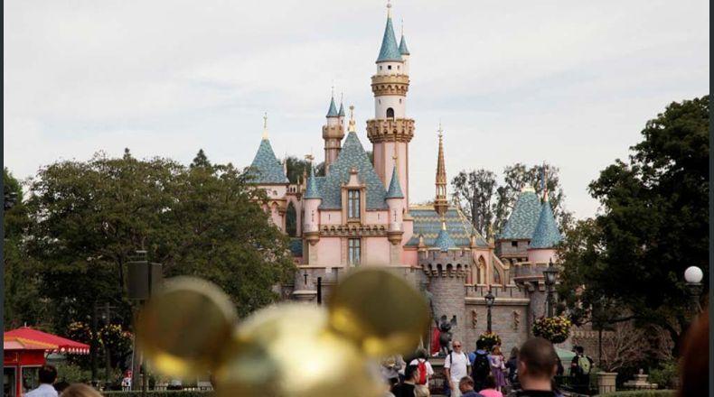 Disney World Photo : AP
