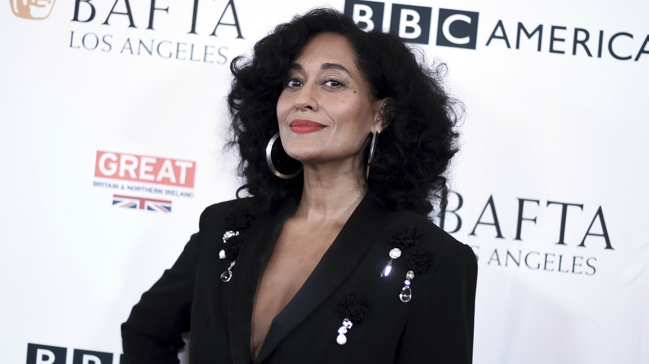 FILE - Tracee Ellis Ross.