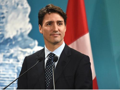 Le Premier Ministre canadien Justin Trudeau./Photo: Icy Tales