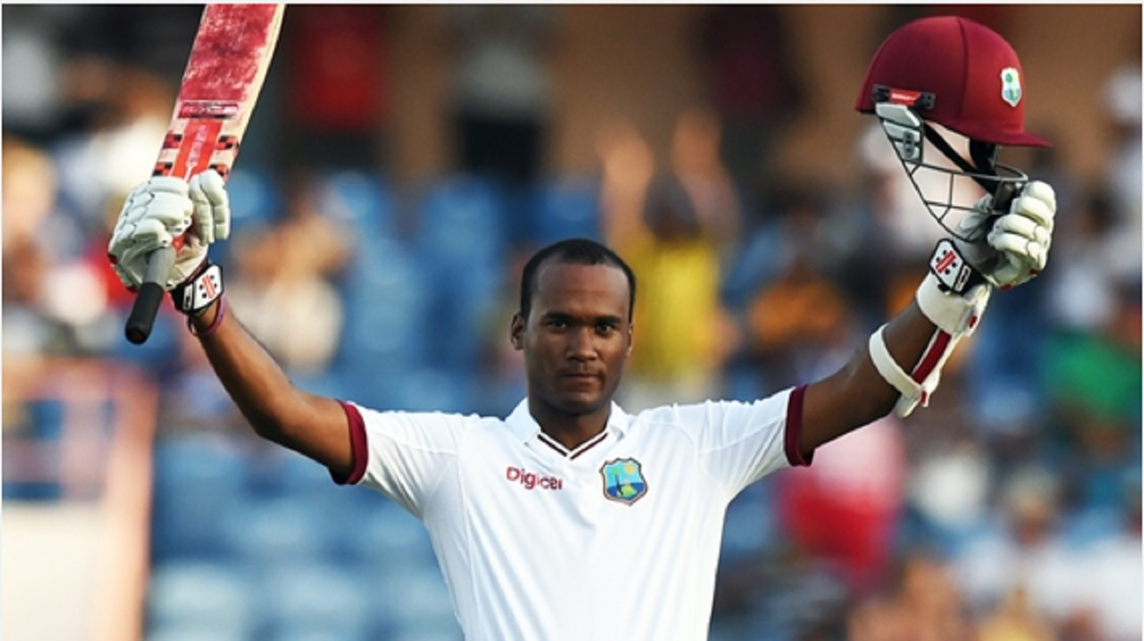 West Indies Test opener Kraigg Brathwaite