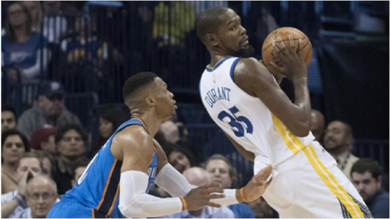 Golden State Warriors vs. Oklahoma City Thunder 11/22/17 Odds, Pick and Preview
