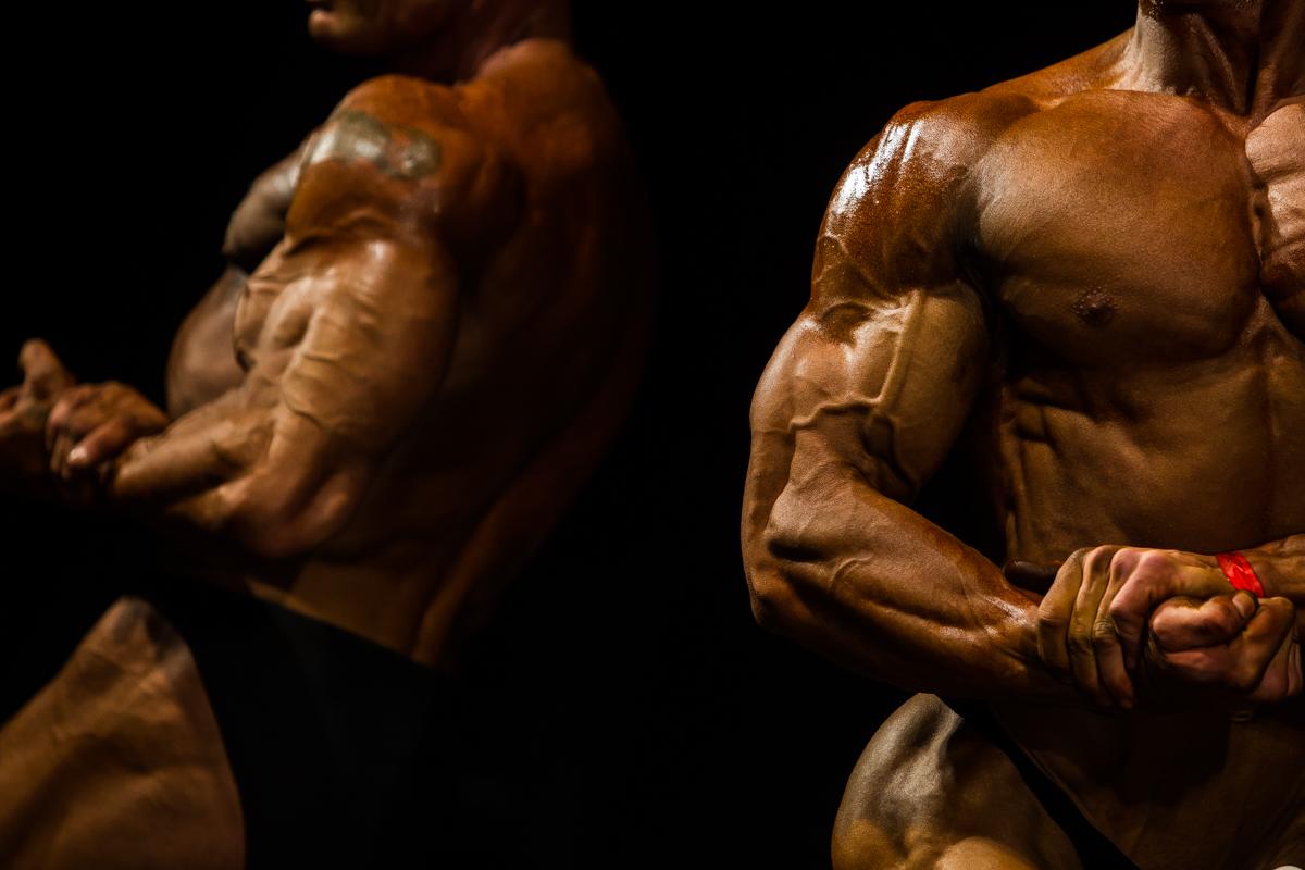 Op het onderdeel Bodybuilding werd Anthony Nekrui tweede in de Light Heavyweight klasse. Melvin Tolud was goed voor de derde plaats in deze klasse.