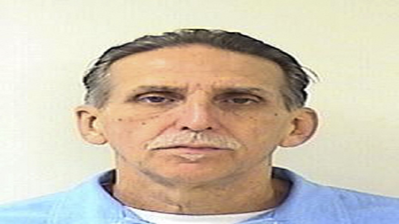 This undated photo provided by the California Department of Corrections and Rehabilitation shows Craig Richard Coley.