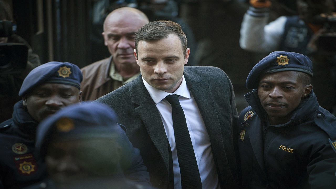 Oscar Pistorius sentence extended to 13 years and five months