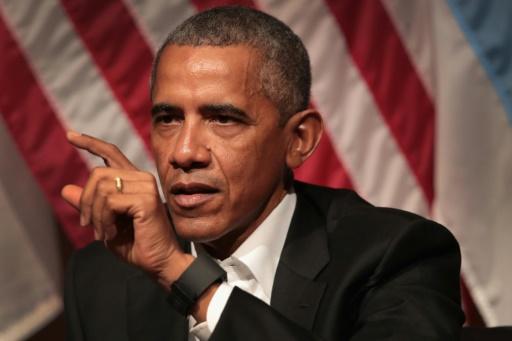Barack Obama, ancien président des Etats-Unis