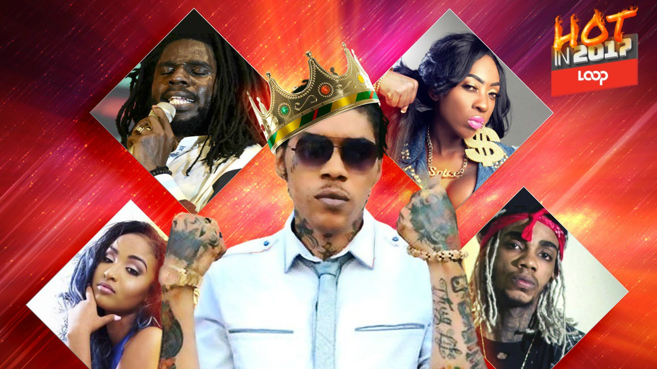 Image result for jamaican dancehall artist in the spotlight for 2017